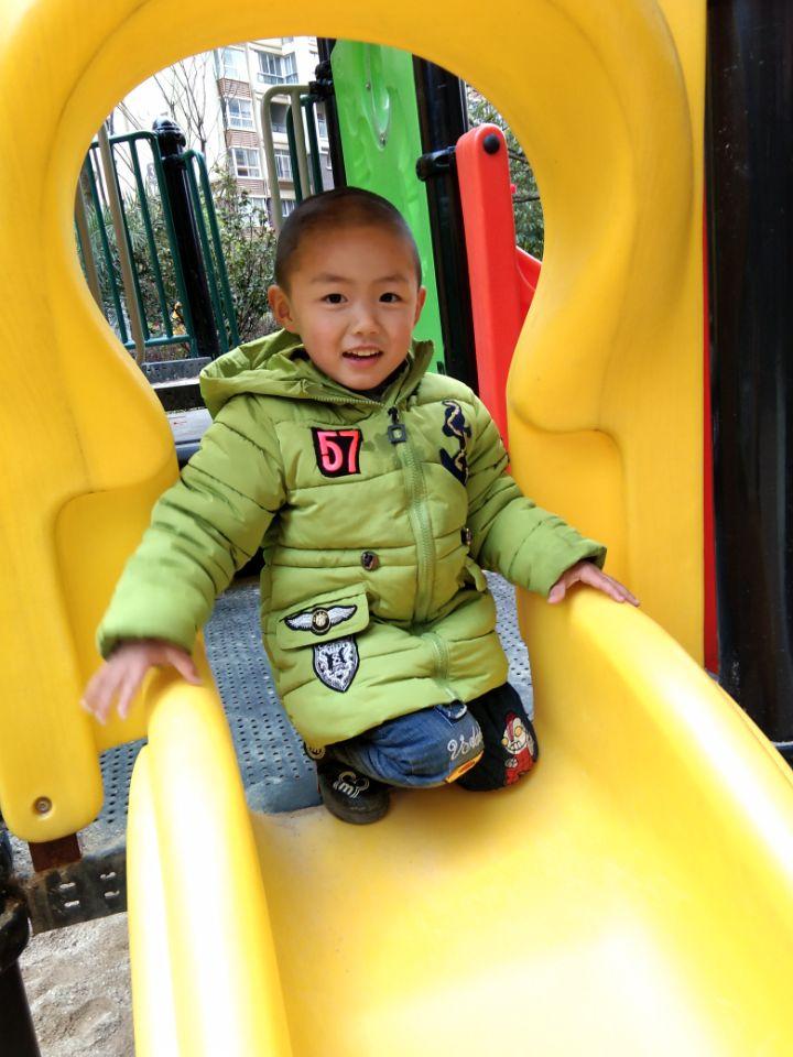 蒙朝阳-中国儿童防走失平台