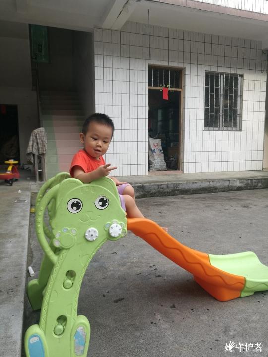 赖志祥-中国儿童防走失平台