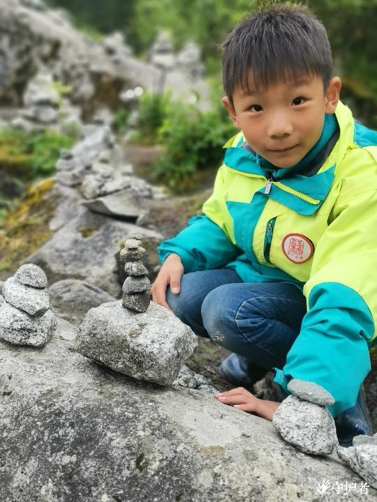 温景尧-中国儿童防走失平台